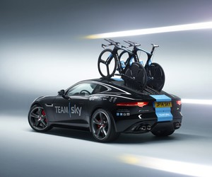 Team Sky Jaguar F-TYPE Coupé