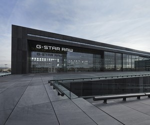 G-Star RAW HQ by OMA, Amsterdam