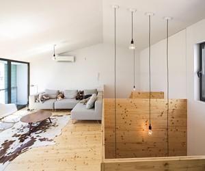 Casa no Príncipe Real by  Camarim Arquitectos