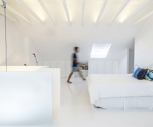 White Attic by Diogo Passarinho & Duarte Caldas