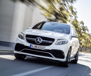 2016 Mercedes-Benz GLE and Mercedes-AMG GLE 63