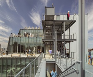 A Look Inside the Whitney's New Building