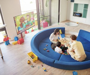 LEGO Play Pond Apartment by HAO Design
