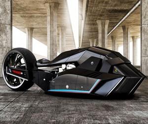 BMW Titan Concept Motorcycles
