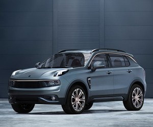 First look at LYNK & CO 01