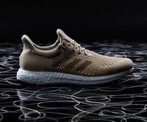 Adidas biodegradable shoe made from spider silk