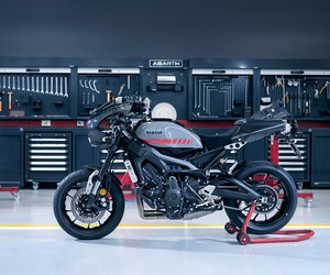 Yamaha XSR900 Abarth Limited Edition