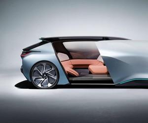 NIO Driverless Electric Car Concept EVE
