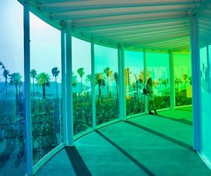 NEWSUBSTANCE Designs Spectra Pavilion, Coachella