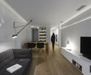 Paulo Martins Refurbishes A Flat In Barcelona
