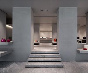 Valextra Flagship Store Milan / John Pawson