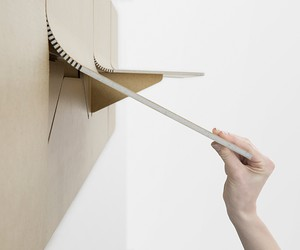 Layer Unveils Upcycled Textile-made Shelf System
