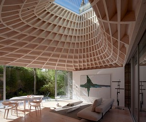 House in a Garden by Gianni Botsford Architects