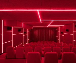 Striking New Delphi Lux Cinema Opens in Berlin