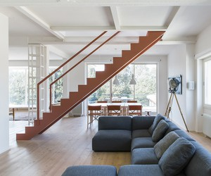 Studio Strato Refurbishes Duplex Apartment in Rome
