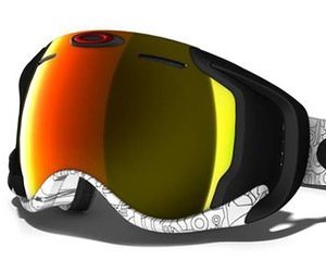 OAKLEY AIRWAVE GPS ENABLED GOGGLE VIDEO