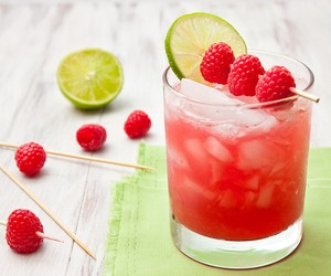 Raspberry Margaritas