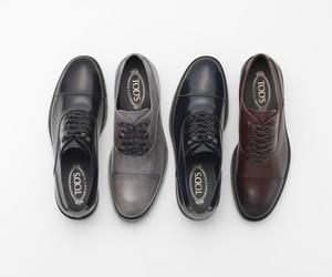 Urban Trekker shoes by Nendo for TOD's