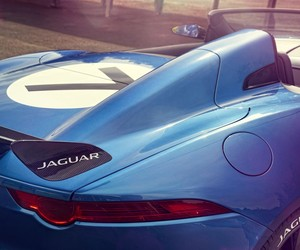 Jaguar Project 7 at 2013 Goodwood Festival of Spee