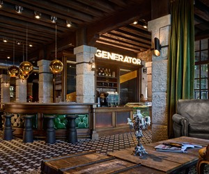 Generator Hostel Venice by The Design Agency