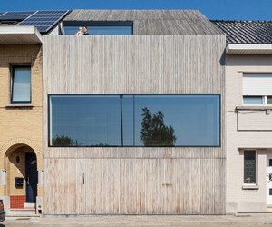 House CM by Bruno Vanbesien + Christophe Meersman