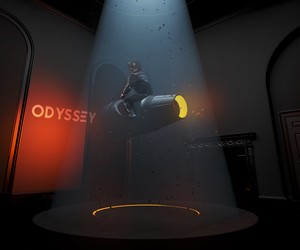 Odyssey, Virtual Reality Experience at LDF