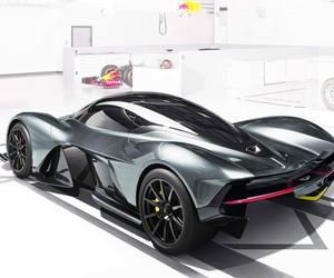 Aston Martin Red Bull AM-RB 001 Hypercar