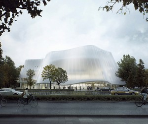 MAD unveils plans for China Philharmonic Hall