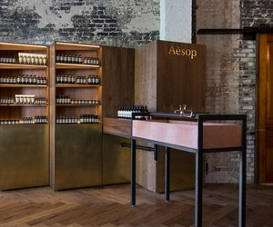 Aesop Oxford Exchange by Frida Escobedo