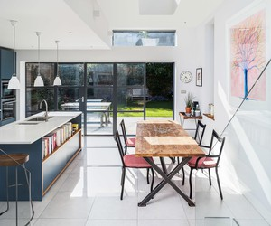 Slot House by Au Architects, London