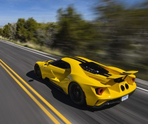 Ford Creates The GT Supercar To Test Technologies