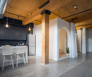 Broadview Loft by Studio AC, Toronto