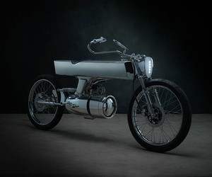 Bandit9's L-Concept Motorcycle