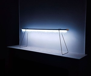 Artist Creates A Lamp That Reacts To Earthquakes