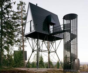 Pan Treetop Cabins / Espen Surnevik