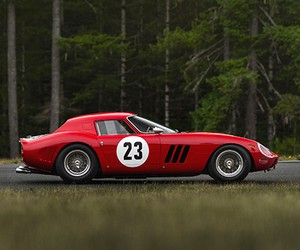 1962 Ferrari 250 GTO Is Going On Auction