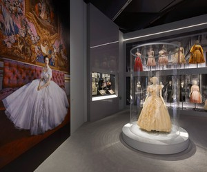 Christian Dior Exhibition Opens In The UK