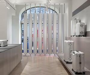 Rimowa Berlin Store / Universal Design Studio