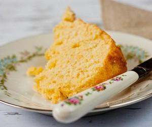 Lemon Marzipan Cake