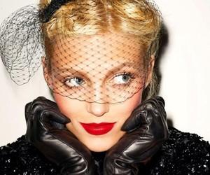 Anja Rubik for Vogue Paris November 2012