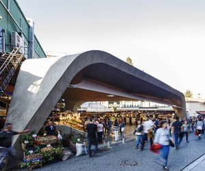 Besiktas Fish Market refurbishment by GAD