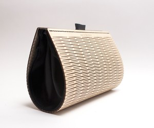 PLAAT LASER CUT WOOD BAG