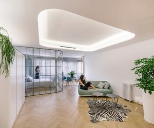 Three Apartments in Madrid by Manuel Ocaña