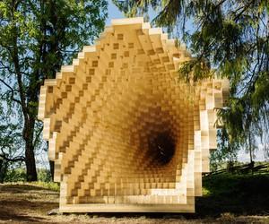 Y Installation at Suerasaati Open-Air Museum