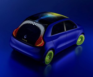 Renault TWIN'Z by Ross Lovegrove
