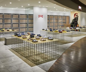 New Camper Store by Schemata Architects