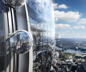 The Tulip Tower, London, UK / Foster + Partners