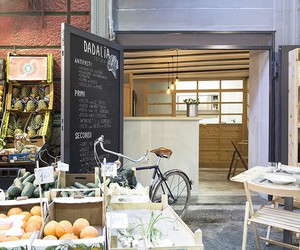 Dadalìa Eatery In Palermo by Studio DiDeA
