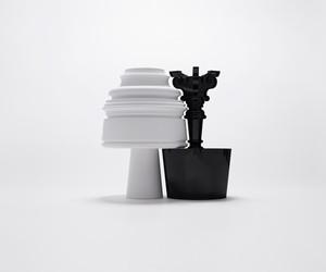 Eigruob lamp by Nendo for Kartell