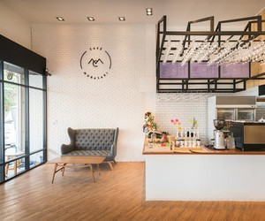 Café Murasaki Bangkok by Fatt! Studio